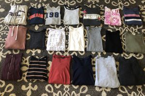*GREAT CONDITION* Juniors 20pc Clothing Lot Size S/M for Sale in Chicago, IL