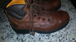 Timberland professional series steel toed work boots size10.5 for Sale in Atlanta, GA