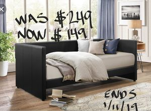 Twin daybed ! Brand new! Hurry in for Sale in Modesto, CA
