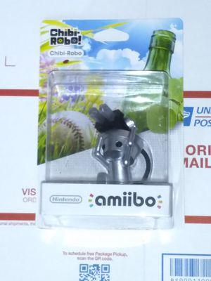 Chibi-Robo Amiibo Chibi-Robo! Series Nintendo Switch Wii U 3DS *NEW* for Sale in Chicago, IL