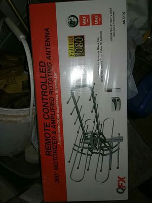 New. Remote control antenna with 360 rotation. for Sale in Reidsville, NC
