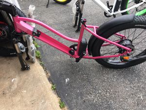 New Pink Fat Tire Electric Bicycle for Sale in Barnstable, MA