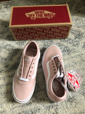 BRAND NEW vans. Womens 6 for Sale in Fort Lauderdale, FL