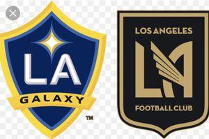 Galaxy vs LAFC for Sale in West Covina, CA