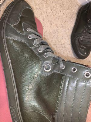 Gucci Men's Shoes size 10 1/2 for Sale in Santa Clarita, CA