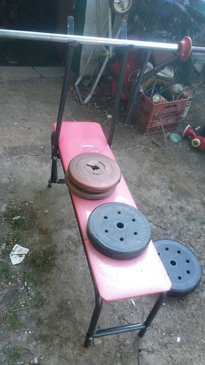 Weight bench for Sale in St. Louis, MO