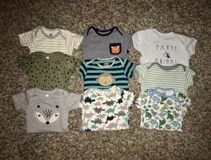 3-6 Month Onesies for Sale in Bonsall, CA