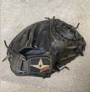 All Star Pro Elite Catchers Glove Baseball for Sale in Pasadena, TX