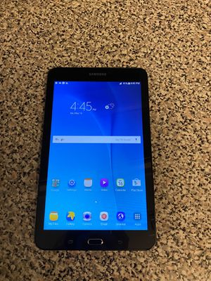 Tab E Samsung 16GB tablet 8.0 for Sale in Knoxville, TN