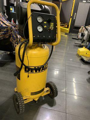 Air Compressor Dewalt for Sale in El Cajon, CA