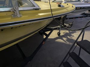 Las Vegas is the name on it it's a fishing boat 90 hp Johnson for Sale in French Camp, CA
