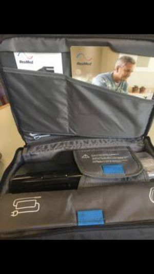 ResMed Cpap S10 Auto — Few Left priced to Move🎉🎉🎉 for Sale in Arlington, TX