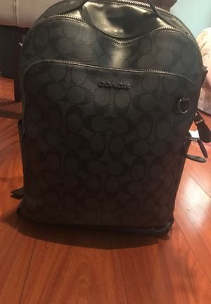 Coach backpack for Sale in Nashville, TN
