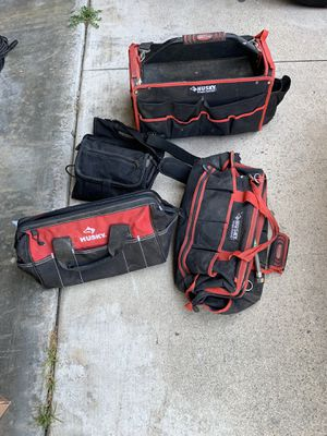 Work bags in good shape for Sale in Ontario, CA