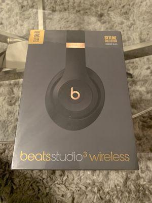 Selling beats studio 3 WIRELESS for Sale in Boston, MA
