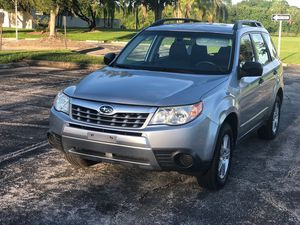 2012 Subaru Forester for Sale in Clearwater, FL