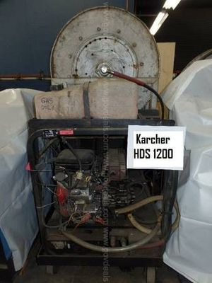 Karcher Hot Cold High Pressure power washer Cleaner 300F Heavy Duty- for Sale in Bronx, NY