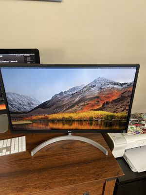 """Brand new LG 27"""" 4K monitor for Sale in San Marcos, CA"""