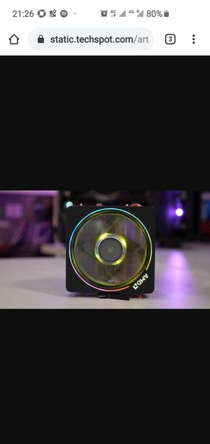 wraith prism stock cooler for Sale in Fremont, CA