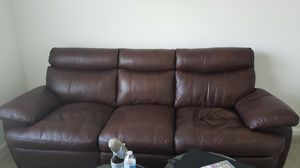Leather Like Couch for Sale in Severn, MD
