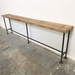 "Albert Console Table 108"" Reclaimed Wood for Sale in Phoenix, AZ"