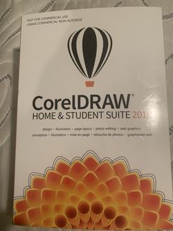 CorelDraw Home and Student Suite for Sale in O'Fallon,  MO