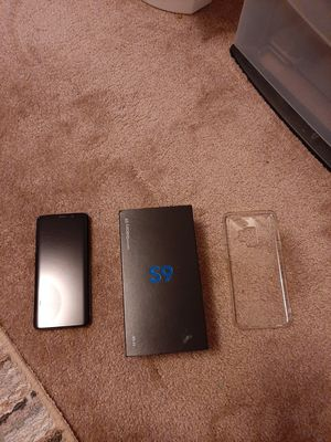 Samsung Galaxy s9 for Sale in Middle River, MD