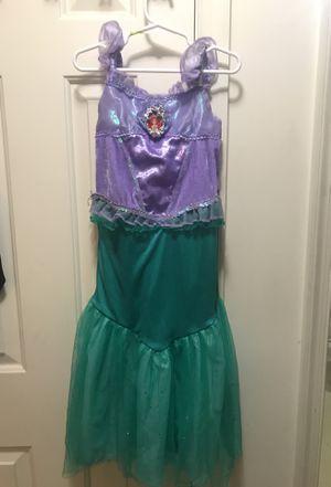 Kids Ariel Costume sz 3T-4T Disney store for Sale in Centreville, VA