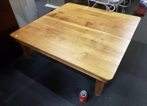 Nice Solid Wood Coffee Table - Delivery Available for Sale in Tacoma, WA
