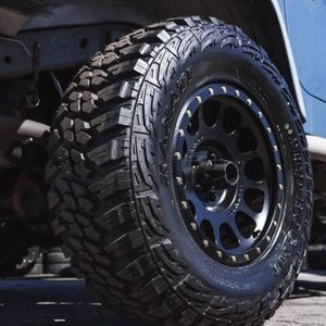 """17"""" Method Wheels Package NV 305 black Your Choice MT or Falken Wildpeak AT3 Tires Size 265/70R17 A/T Package only $1550( Wheels & Tires) for Sale in La Habra, CA"""