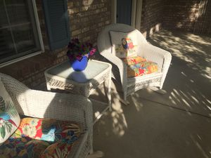 Outdoor wicker furniture for Sale in Parker, CO