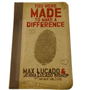 You Were Made To Make A Difference - Book (Paperback) by Max & Jenna Lucado for Sale in Charlottesville, VA