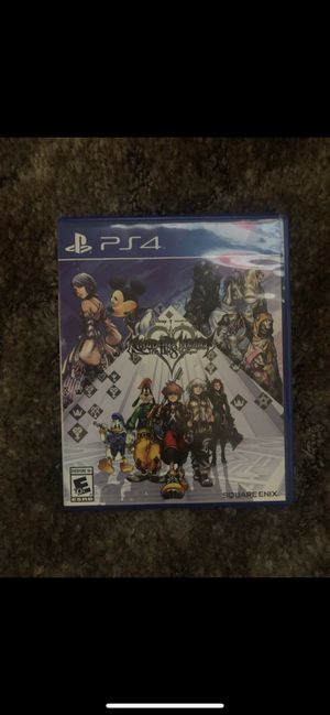 Kingdom Hearts 2.8 for Sale in Quincy, MA