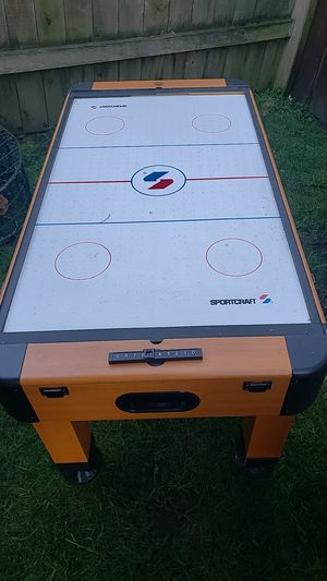 Foos ball / air hockey table for Sale in Vancouver, WA