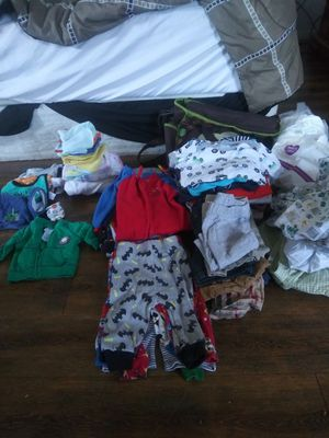 Baby clothes etc...... for Sale in Scurry, TX