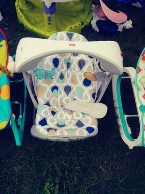 Baby swing for Sale in Plano, TX