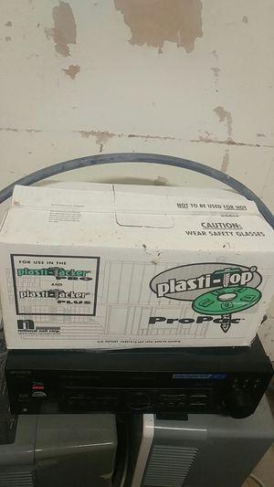 Plasti top for the plastic tacker pro/plus for Sale in Morton, IL