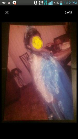 Original PRINCESS ELSA Dress for Sale in Hemet, CA