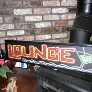 Bar Sign for Sale in Manteca, CA