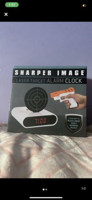 Laser Alarm clock for Sale in Saginaw, MI