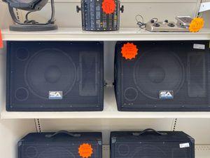 Seismic audio speaker for Sale in Kissimmee, FL