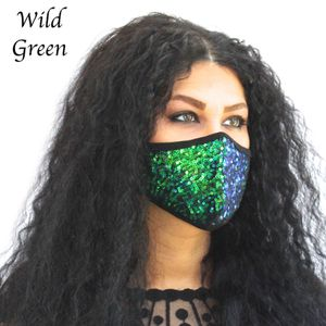 Wild green washable face mask made in USA 🇺🇸 for Sale in Wayne, MI
