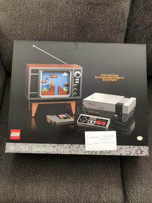 LEGO Super Mario Nintendo Entertainment System NES for Sale in Atlanta, GA