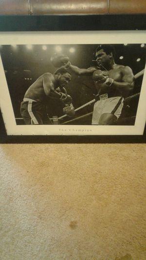 Muhammad Ali picture for Sale in Abilene, TX