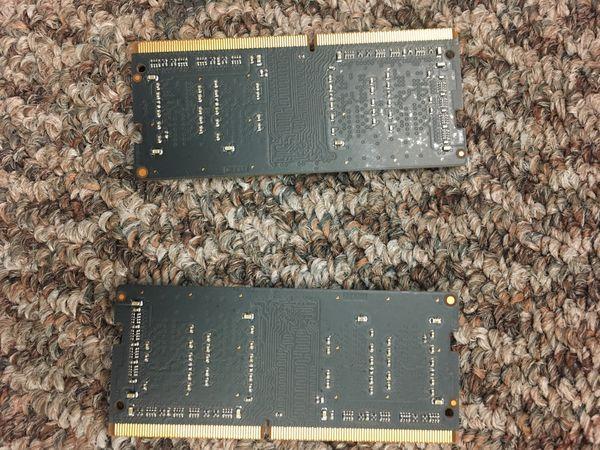 Apple memory 8GB total Brand New for IMAC desktop