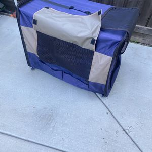 Dog Crate And Bed for Sale in Vacaville, CA