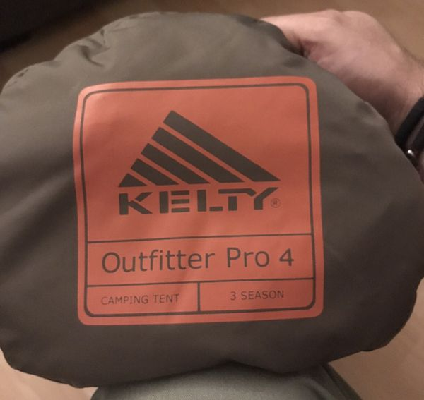Brand New Kelty Outfitter Pro 4 tent