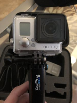 GoPro Hero 3 with Accessories for Sale in Nashville, TN