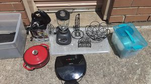 Kitchen stuff for Sale in Irving, TX