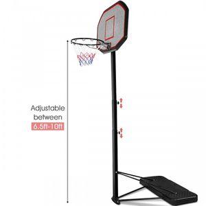 """43"""" indoor/outdoor height ajustable basketball hoop for Sale in Los Angeles, CA"""